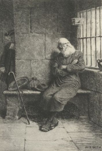 The jailed bard