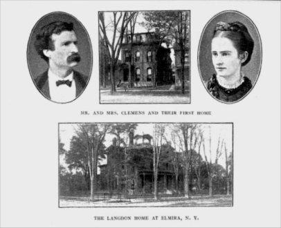 Samuel Clemens's home