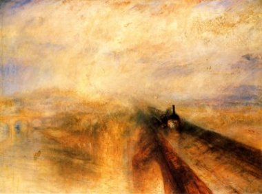 Turner Rain, Steam and Speed - The Great Western Railway 1844 - May 28 2009