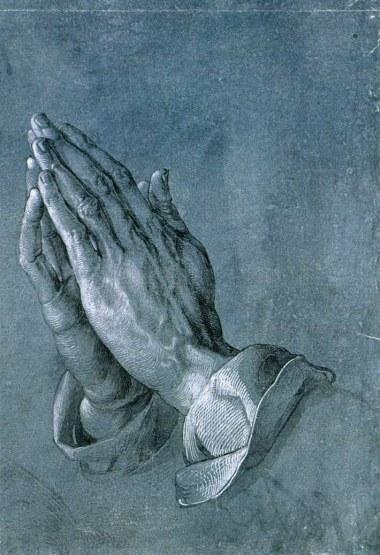 Albrecht_Dürer_Betende_Hände - July 17 2009