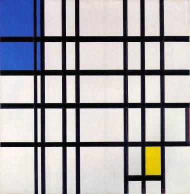 Mondrian - July 24 2009
